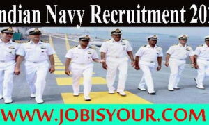 Indian navy recruitment 2021| Apply online Before Last Date for Indian navy mr recruitment 2021